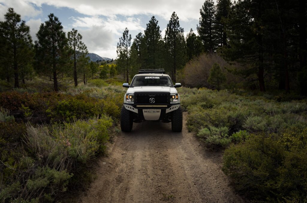 Now that you know everything about buying a 4x4, you just need to hit the road!
